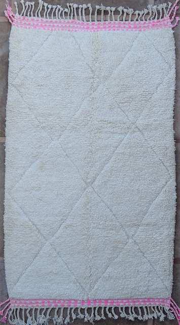 BENI OURAIN-WOOL RUGS Beni Ourain moroccan rugs BO51050