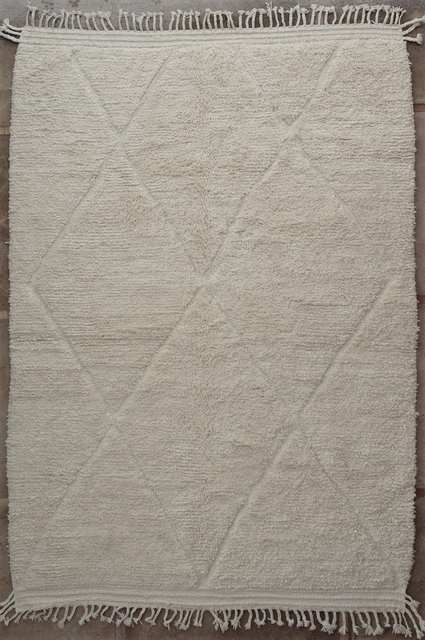 BENI OURAIN-WOOL RUGS Beni Ourain moroccan rugs BO51061