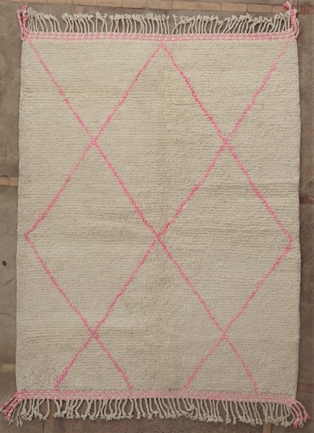 WOOL Rugs - BENI OURAIN Beni Ourain moroccan rugs BO51119