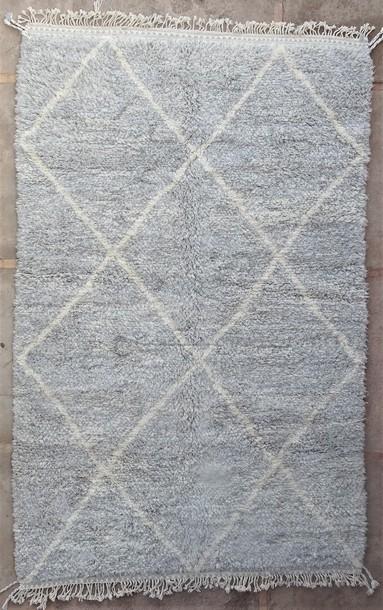 BENI OURAIN-WOOL RUGS Beni Ourain moroccan rugs BO51102