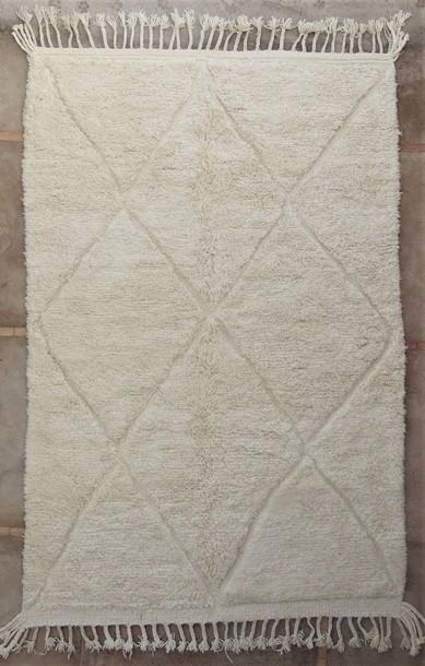 BENI OURAIN-WOOL RUGS Beni Ourain moroccan rugs BO51103