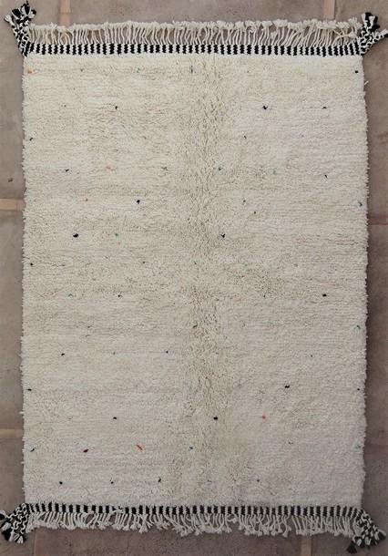 BENI OURAIN-WOOL RUGS Beni Ourain moroccan rugs BO51104