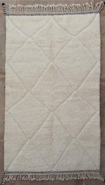 BENI OURAIN-WOOL RUGS Beni Ourain moroccan rugs BO51105