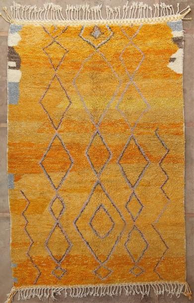 WOOL Rugs - BENI OURAIN Boujad and coloured Beni Ourain moroccan rugs BO51108