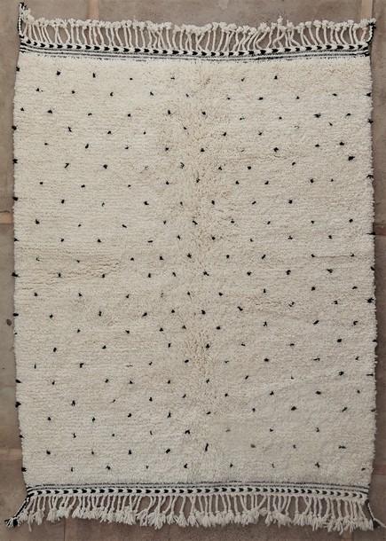 WOOL Rugs - BENI OURAIN Beni Ourain moroccan rugs BO51112