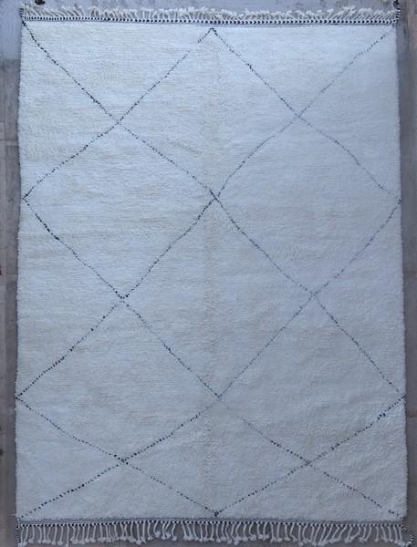 BENI OURAIN-WOOL RUGS Beni Ourain moroccan rugs BO51123