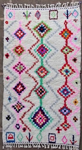 AZILAL-ZANAFI Azilal teppiche Teppich AZ51156
