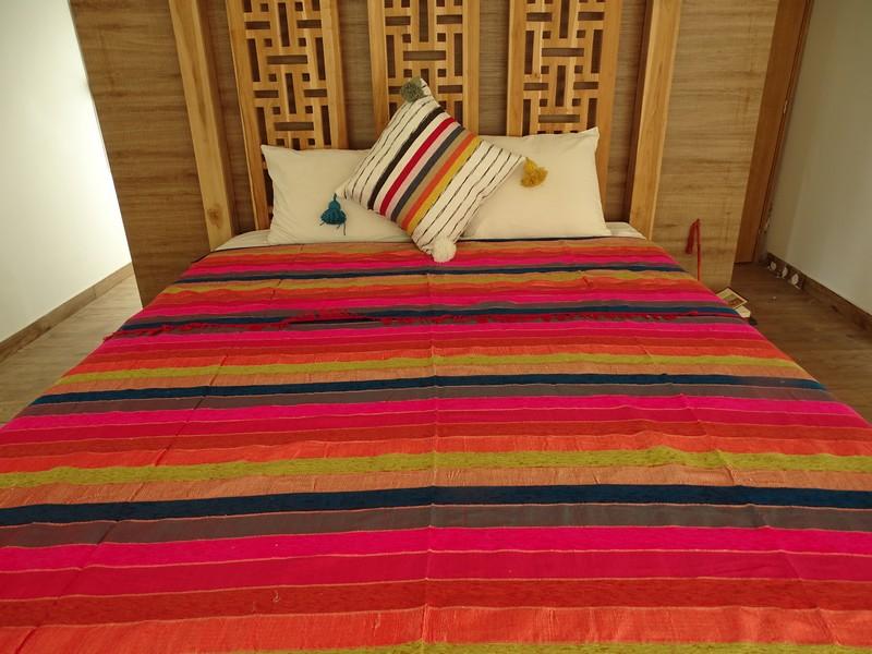 Berber rug Bedspread SABRA BP11