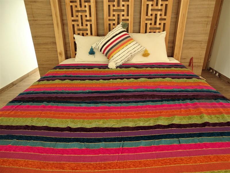 Berber rug Bedspread SABRA BP12