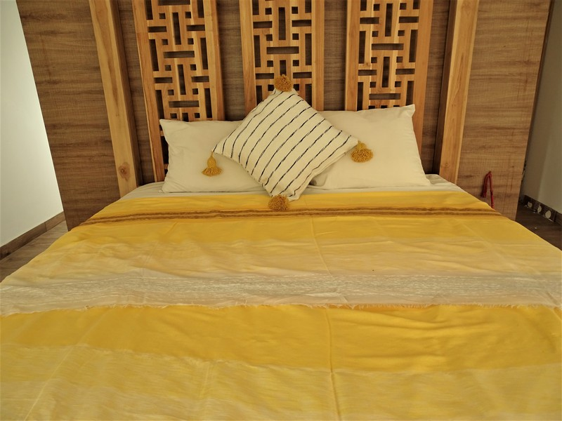 Berber rug Bedspread SABRA BP13