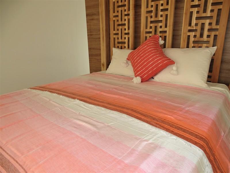 Berber rug Bedspread SABRA BP14
