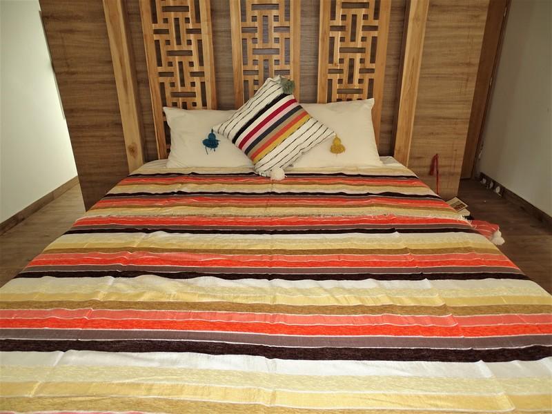 Berber rug Bedspread SABRA BP15