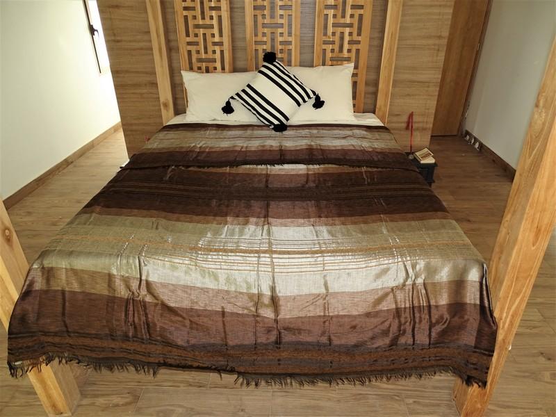 Berber rug Dessus de lit SABRA  BP18