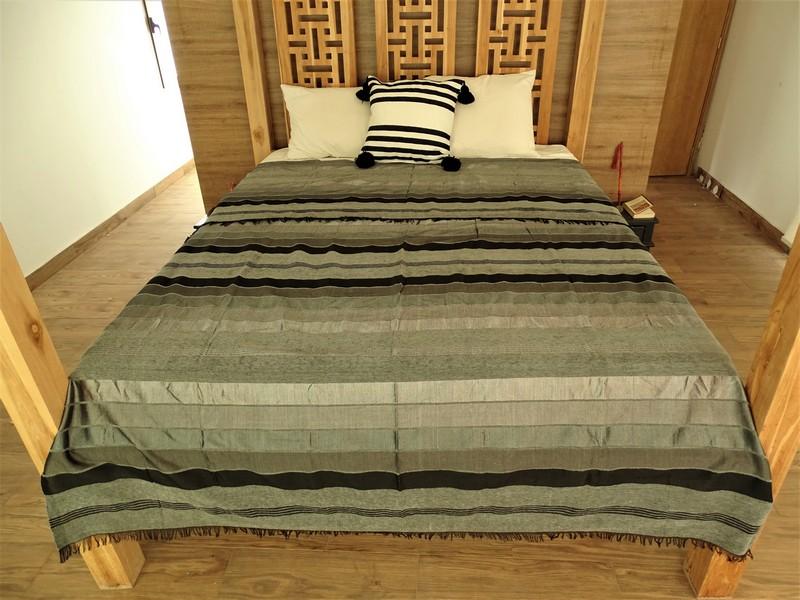 Berber rug Dessus de lit SABRA  BP19