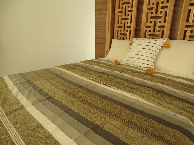 Berber rug Bedspread SABRA BP21