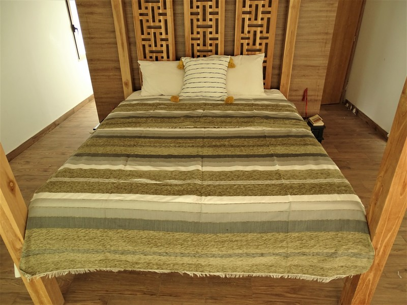 Berber rug Dessus de lit SABRA  BP21