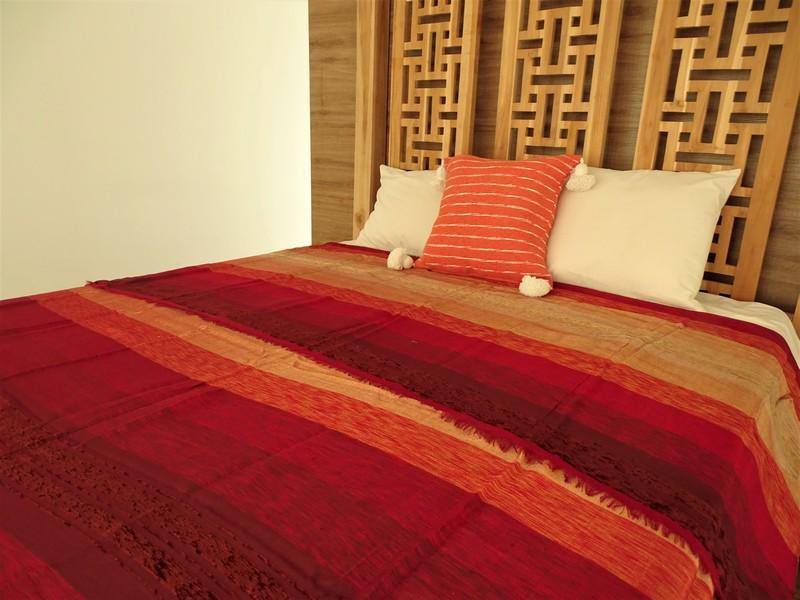 Berber rug Bedspread SABRA BP22
