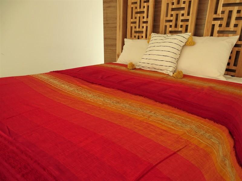 Berber rug Bedspread SABRA BP24