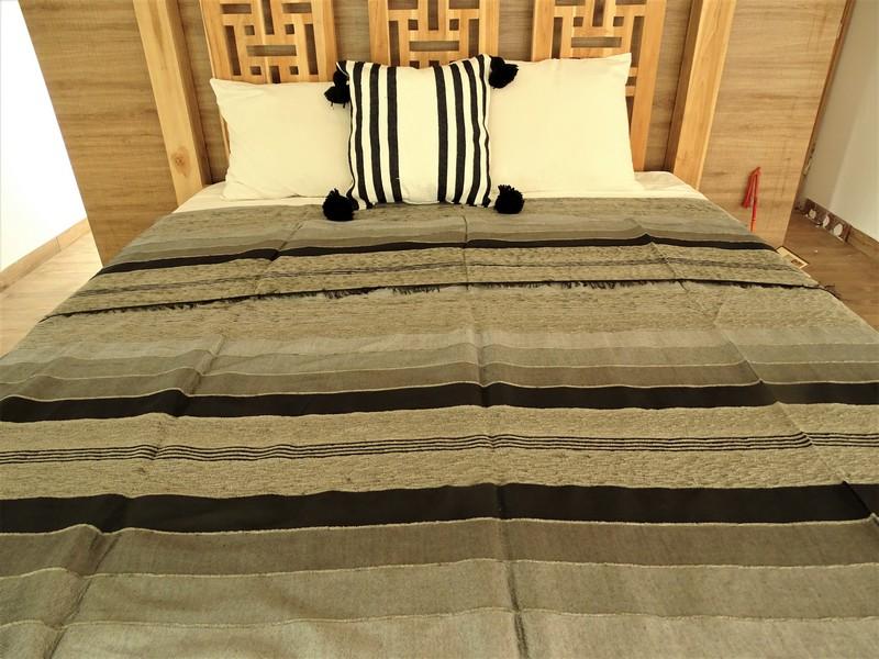 Berber rug Bedspread SABRA BP26