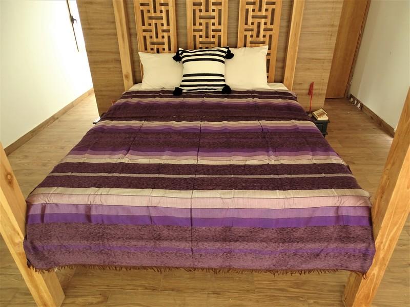 Berber rug Dessus de lit SABRA  BP28