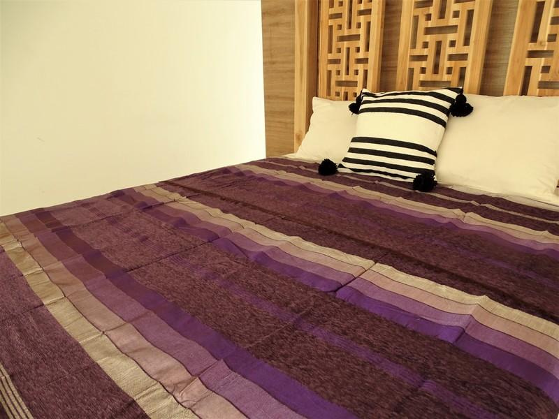 Berber rug Bedspread SABRA BP28