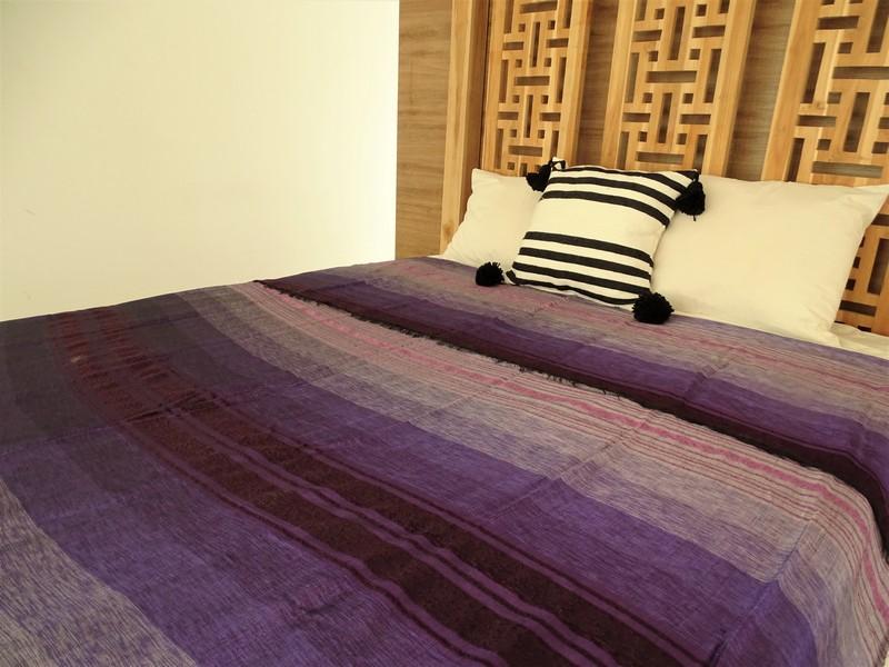 Berber rug Bedspread SABRA BP29