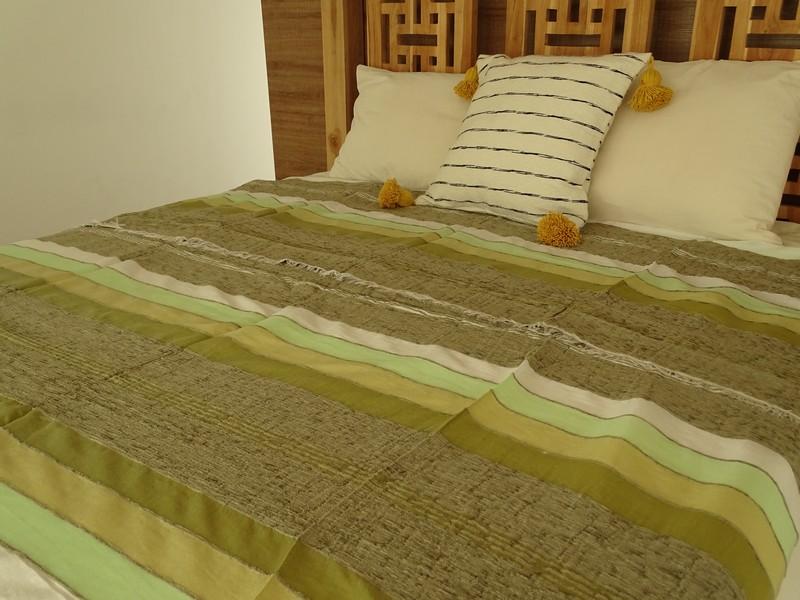 Berber rug Bedspread SABRA BP30