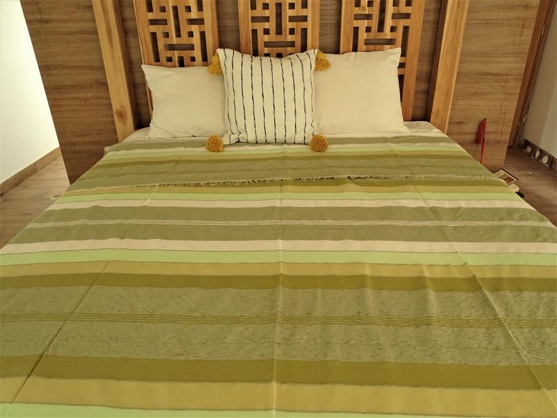 Berber rug Bedspread SABRA BP31