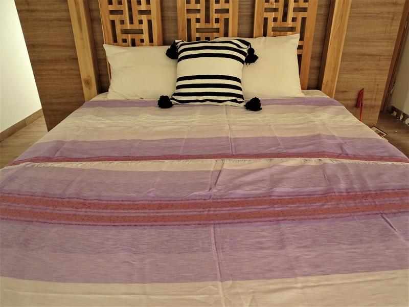 Berber rug Bedspread SABRA BP32