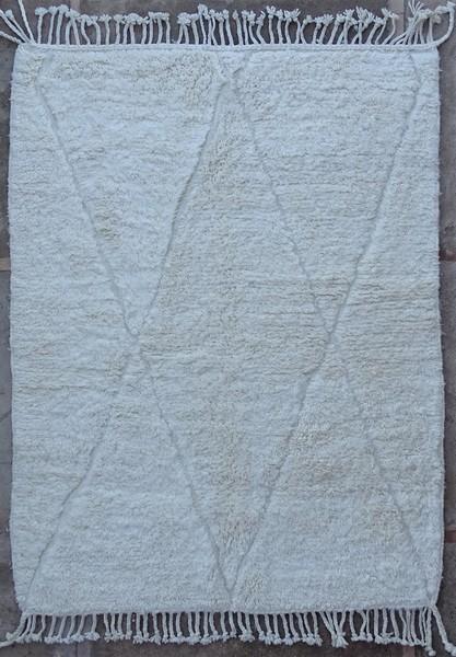 BENI OURAIN-WOOL RUGS Beni Ourain moroccan rugs BO51262