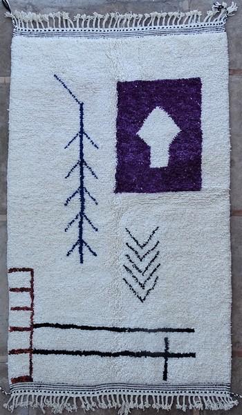 Berber rug BO51264