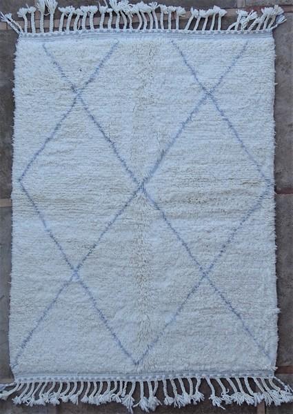 BENI OURAIN-WOOL RUGS Beni Ourain moroccan rugs BO51267
