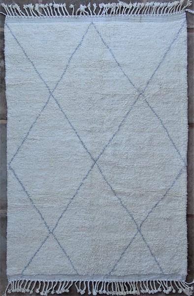 BENI OURAIN-WOOL RUGS Beni Ourain moroccan rugs BO51271