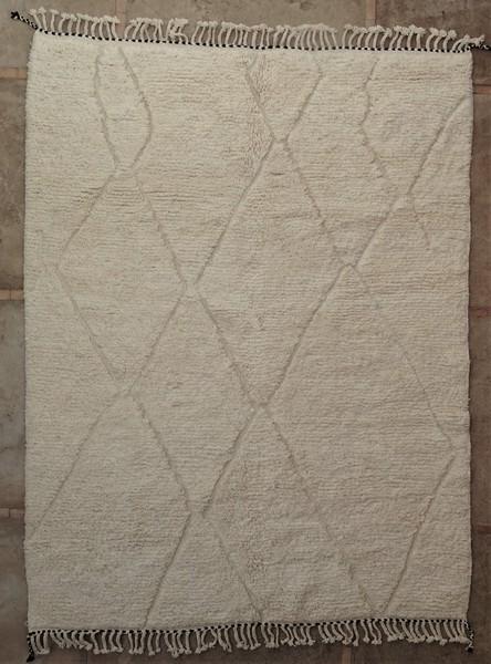 BENI OURAIN-WOOL RUGS Beni Ourain moroccan rugs BO52038