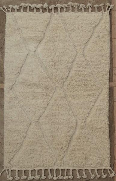 BENI OURAIN-WOLLTEPPICHE Beni Ourain Berber Teppich BO52032