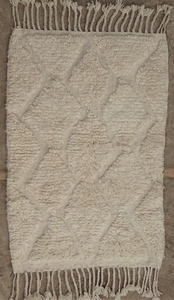 BENI OURAIN-WOOL RUGS Beni Ourain moroccan rugs BO52033