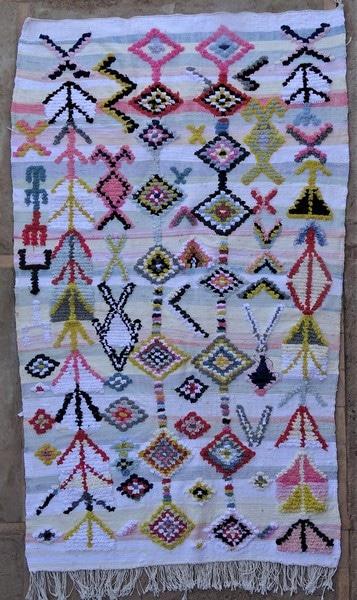 BOUCHEROUITE-KILIMS BOUCHEROUITE-KILIMS moroccan rugs KM52071