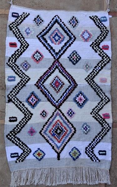 BOUCHEROUITE-KILIMS BOUCHEROUITE-KILIMS moroccan rugs KM52075