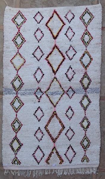 BOUCHEROUITE-KILIMS Boucherouite Large moroccan rugs LN52080