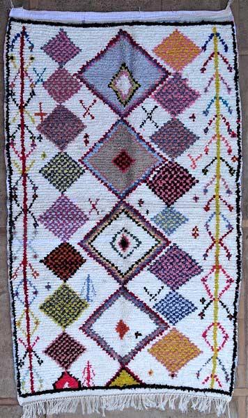 BOUCHEROUITE-KILIMS Boucherouite Large moroccan rugs LN52087