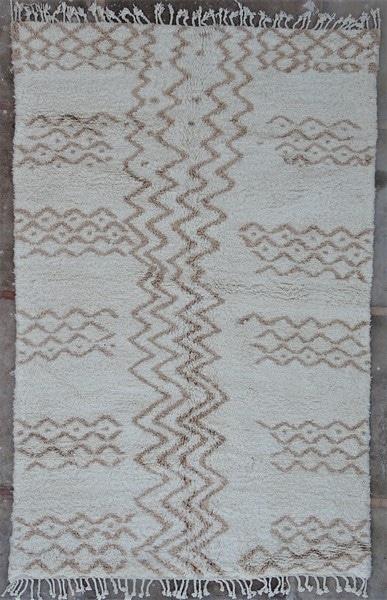 Berber living room rug #BO52133 type Beni Ourain