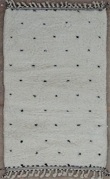 BENI OURAIN-WOLLTEPPICHE Beni Ourain Teppich BO52140