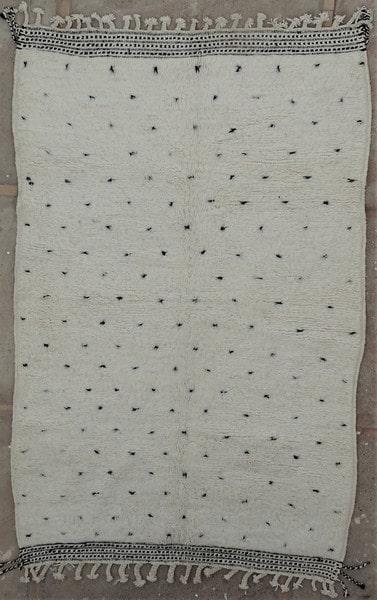 BENI OURAIN-WOLLTEPPICHE Beni Ourain Teppich BO52141