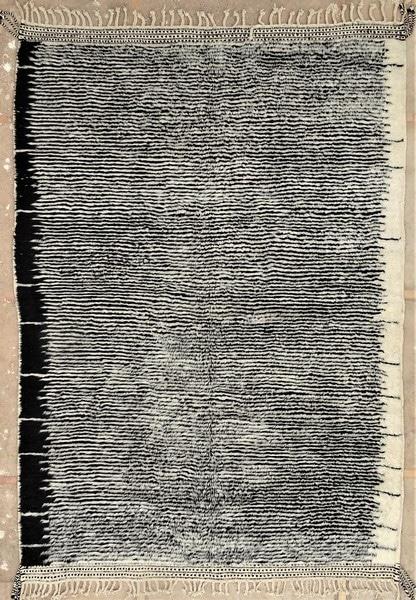 BENI OURAIN-WOOL RUGS Beni Ourain moroccan rugs BO52142