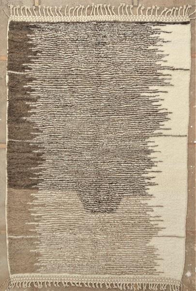BENI OURAIN-WOLLTEPPICHE Beni Ourain Teppich BO52146