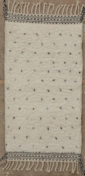 Berber rug #BO52145 type Beni Ourain