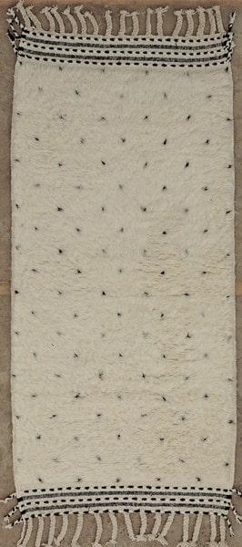 BENI OURAIN-WOLLTEPPICHE Beni Ourain Teppich BO52144