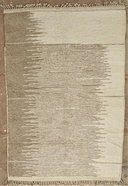 BENI OURAIN-WOLLTEPPICHE Beni Ourain Teppich BO52150