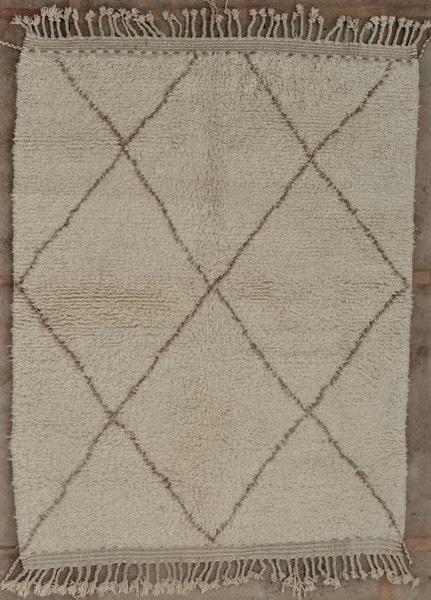 Berber living room rug #BO52182 type Beni Ourain