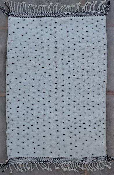 BENI OURAIN-WOOL RUGS Beni Ourain moroccan rugs BO52170